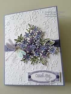 Pals Paper Crafting Card Ideas A Dozen Thoughts Mary Fish Stampin Pretty StampinUp