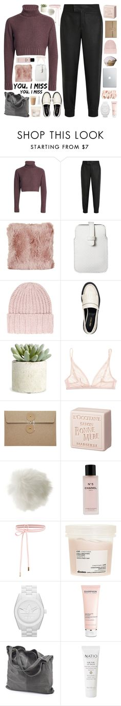 """""""walk a tightrope"""" by www-purrtydino-org ❤ liked on Polyvore featuring Helmut Lang, Natures Collection, Mossimo, Dorothy Perkins, Nine West, Allstate Floral, Calvin Klein Underwear, L'Occitane, Miss Selfridge and Chanel"""