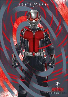 ANT-MAN | concept art design | ©Marvel.
