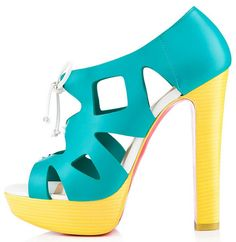 Is Colorful the New Black? Colorful Shoes to Brighten Up Your Style!