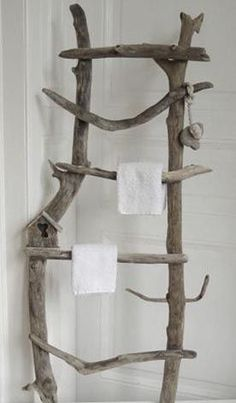 11 DIY Home décor ideas with natural wood and branch crafts to create a vintage look – IPRECIOUSMOMENTS