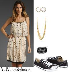 edgy girly fashion | girly dress made edgy #fashion #tomboy | My fashion