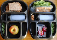 Lots of lunch ideas for kids to take to school.