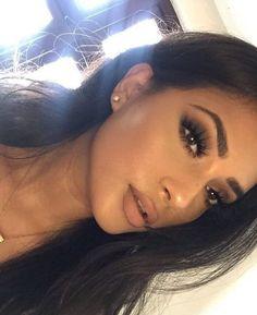 Natural Makeup Prom Makeup Makeup Tutorials Makeup Tips - Prom Makeup Looks Wedding Makeup Tips, Wedding Makeup Looks, Bridal Makeup, Wedding Nails, Mac Makeup Looks, Wedding Makeup For Brunettes, Beauty Make-up, Beauty Hacks, Hair Beauty