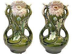 Secesní vázy - S 170504/04