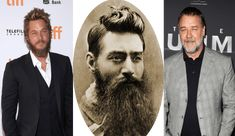 Travis Fimmel And Russell Crowe Return To Australia To Film 'True History Of The Kelly Gang' - TRAVIS FIMMEL