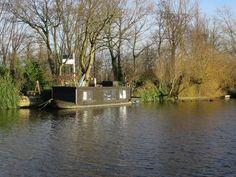 Houseboat_Delftse Schie