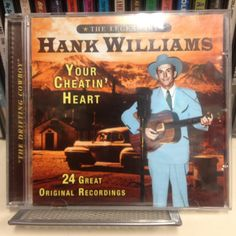 Hank Williams - You're Cheatin' Heart
