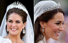 Royal Wedding Dress-Off: Kate vs. Princess Madeleine
