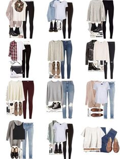 Outfit (Only 2 d - Mode - Summer Dress Outfits Teen Fashion Outfits, Teenage Outfits, Mode Outfits, Outfits For Teens, Girl Outfits, Cute Outfits For School, Cute Fall Outfits, Trendy Outfits, Summer Outfits