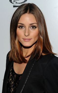 OLIVIA PALERMO'S AUBURN HAIR | Apartment Number 4 // A UK Interior Design, Fashion and Lifestyle Blog