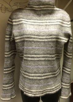 Burberry Wool Blend Sweater #Burberry #TurtleneckMock