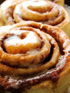 Cinnamon and brown sugar come together in this soft, warm, gooey, breakfast favorite. Easy Homemade Cinnamon Rolls are so good; you will actually look forward to getting out of bed.