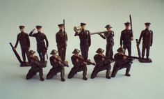 toys soldiers lead