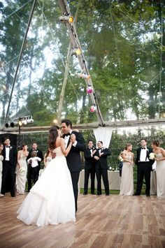 Clear Marquee - Wedding Coordination By / susangage.com