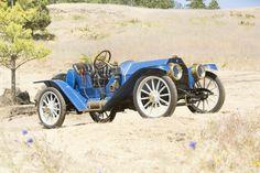 1911 BUICK MODEL 38 ROADSTER