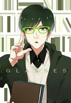 Osomatsu-san- Choromatsu #Anime「♡」Glasses