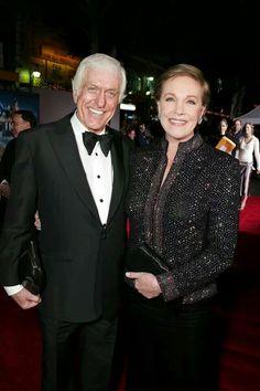 Dick Van Dyke & Julie Andrews - Mary Poppins
