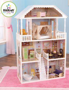 KidKraft® Savannah Dollhouse | Stage Stores