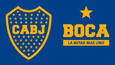 new visual identity - Boca Juniors<br> Escudo River Plate, Laws Of The Game, I Love The World, Visual Identity, Logo Design, Graphic Design, Logos, Sports, South America