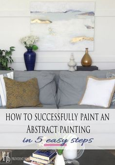 How to Paint an Abst