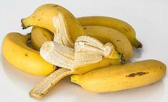 Comer banana para ganhar ou perder peso