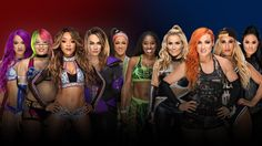 This year At Survivor Series 2017 both Raw & Smackdown Got The Chance To Showoff Just How Amazing The WWE Divas Roster Is! The 2017 Divas Are Looking Good!