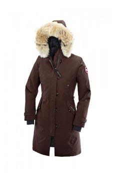 Canada Goose Kensington Parka Women Caribou  #tarvel #womensfashion