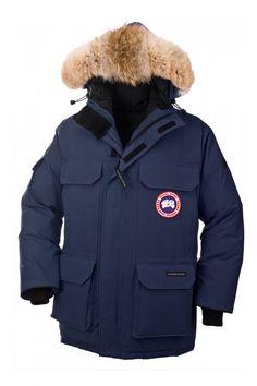 Original 1970s Canada Goose'/snow Goose Down Filled Jacket
