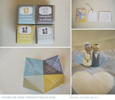 Wedding stationary & gifts | Photo: Picture me
