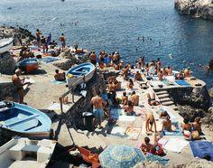 Private Beach in Ana Capri!