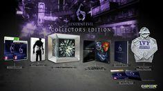 Resident Evil 6 ganha edição de colecionador na Europa