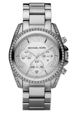 Michael Kors 'Blair' Chronograph Watch available at #Nordstrom