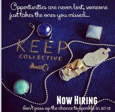 Interested in becoming a Keep designer? Email me at: ybcharmgirl@gmail.com Www.facebook.com/ybcharmgirl