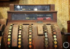 Angel Sharum Photography: 365 Photos a Year: Day 72: Old Cash Register