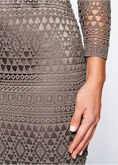 Sukienka koronkowa Premium Przekonująca • 49.99 zł • Bon prix