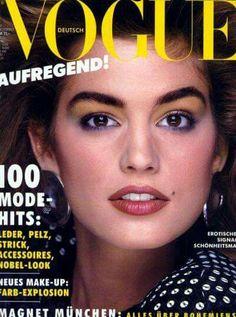 Cindy Crawford, Vogue Deutsch