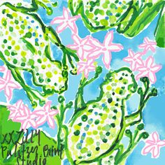 We toad you so… #Lilly5x5