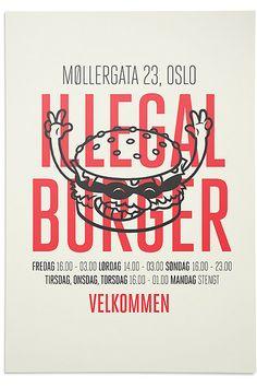 illegal burger menu