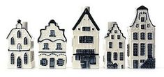 My Delft Dutch house collection doesn't contain any KLM houses yet.