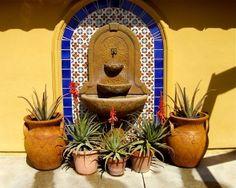 Special Blue Talavera Mexican Tile