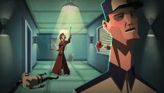 Invisible, Inc trailer reveals that Klei's turn-based tactical espionage game is no longer Incognita | PC Gamer