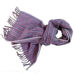 Multicolour Wool Striped Muffler:  It's a burst of colours at Prrem's this season! A scarf that adds some spark to the grays and backs in your winter attire, try out this rich wool accessory, keeping you stylish and warm. Mufflers are an important part of your winter wardrobe since they protect your neck, keeping you protected from chilly winds.