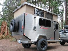 Top 30 Best Off Road Camper Trailers - Rugged Rolling Camping Storage Small Camper Trailers, Teardrop Camper Trailer, Off Road Camper Trailer, Rv Campers, Travel Trailers, Expedition Trailer, Expedition Vehicle, Motorhome, Off Road Camping