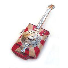 I wished I played guitar!