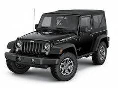 2014 Jeep Wrangler Rubicon 4x4 SUV
