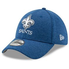 Men s New Orleans Saints New Era Heathered Royal 2019 NFL Pro Bowl 39THIRTY  Flex Hat 85c37c1d2
