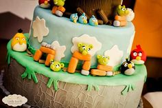Angry Birds 3rd Birthday Party