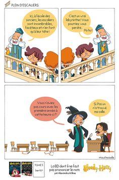 Harry Potter Animé, Harry Potter Parody, Harry Potter Comics, Ron And Hermione, Saga, Minions, Draco Malfoy, Anime Manga, Jokes