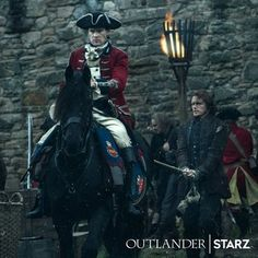 They meet again... but Lord John Grey is not the man he once was! (Eek!)